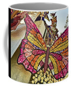 2015 Rose Parade Float With Butterflies 15rp043 Coffee Mug
