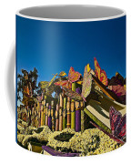 2015 Rose Parade Float With Butterflies 15rp044 Coffee Mug