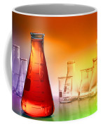 Laboratory Equipment In Science Research Lab Coffee Mug