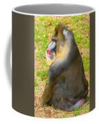 Mandrill Coffee Mug
