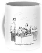 Meth Doesn't Upset My Stomach The Way Coffee Does Coffee Mug