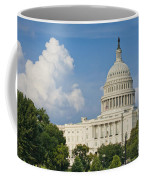 Us Capitol Building Coffee Mug