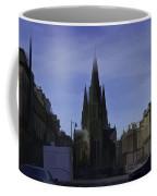 View Of Episcopal Cathedral In Edinburgh Coffee Mug