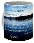 21048 Passion 2 Coffee Mug