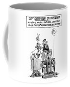 21st Century Previews Coffee Mug