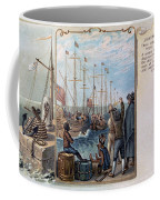 Boston Tea Party, 1773 Coffee Mug