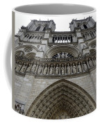 Notre Dame In Paris France Coffee Mug