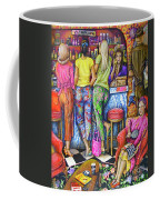 Shop Talk Coffee Mug