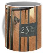 23 And One Half Coffee Mug