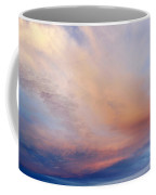 Clouds Coffee Mug by Les Cunliffe