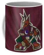 Phoenix Coyotes Coffee Mug