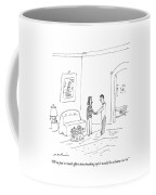 We've Put So Much Effort Into Breaking Coffee Mug