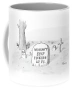 New Yorker October 16th, 2006 Coffee Mug