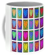 24 Hearts In A Box Coffee Mug