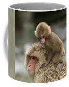 Snow Monkeys Japan Coffee Mug