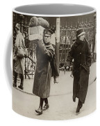 Wwi Refugees, 1918 Coffee Mug