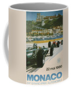 24th Monaco Grand Prix 1966 Coffee Mug