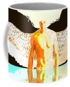 24x36 Reflective Angel Bb Coffee Mug