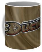Anaheim Ducks Coffee Mug