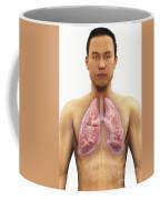 The Respiratory System Coffee Mug