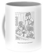 Every Year It's Harder And Harder To Get Coffee Mug