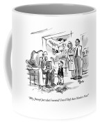 Why, Jimmy! Just What I Wanted! Grand Theft Auto Coffee Mug