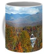 26 East And The Blueridge Panoramic Coffee Mug