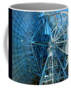 26 East Antenna Abstract 1 Coffee Mug