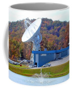 26 West Antenna And Research Building Coffee Mug