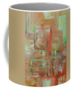 Abstract Exhibit Coffee Mug