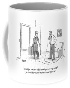 Goodbye, Arthur - This Marriage Isn't Big Enough Coffee Mug