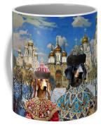 Dachshund Art Canvas Print Coffee Mug