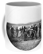 Civil War Black Troops Coffee Mug