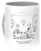 Finish Every Drop - The 5 P.m. Cocktail Coffee Mug