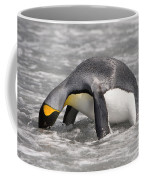 King Penguin Coffee Mug