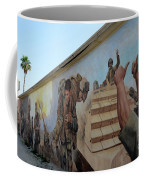 29 Palms Mural 4 Coffee Mug