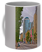 2nd Avenue - Seattle Washington Coffee Mug