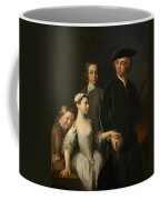 2nd Baron Mansel Of Margam With His Blackwood Half-brothers And Sister  Coffee Mug