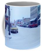 2nd Street Fairbanks Alaska 1969 Coffee Mug