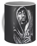 2pac - Thug Life Coffee Mug by Eric Dee