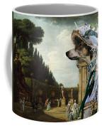 Chart Polski - Polish Greyhound Art Canvas Print Coffee Mug