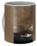 052913 - Severe Storms Over South Central Nebraska Coffee Mug