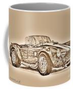 1965 Shelby Ac Cobra Coffee Mug