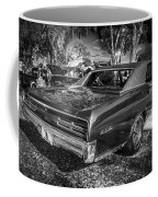 1967 Pontiac Gto Bw Coffee Mug
