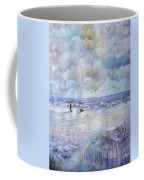 34th St. Beach Coffee Mug