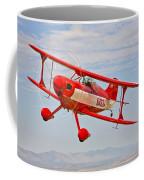 A Pitts Special S-2a Aerobatic Biplane Coffee Mug
