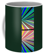 Abstract Fusion 221 Coffee Mug by Will Borden