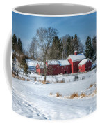 Across The Field Coffee Mug