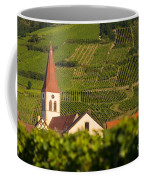 Alsace Church Coffee Mug