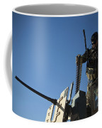 An Afghan National Army Soldier Coffee Mug